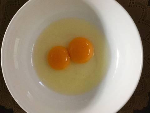 Trứng gà và Ngải cứu recipe step 1 photo