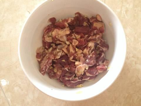 Canh thịt bò recipe step 1 photo