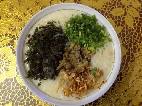 Cháo trai recipe step 9 photo