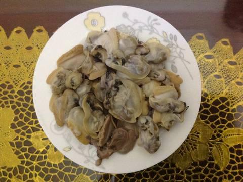 Cháo trai recipe step 2 photo
