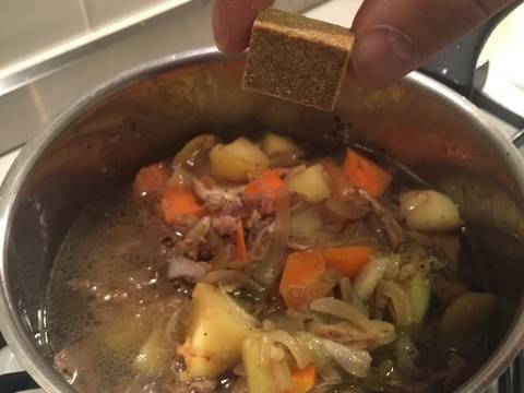 Cơm cà ri thịt bò Nhật Bản recipe step 9 photo