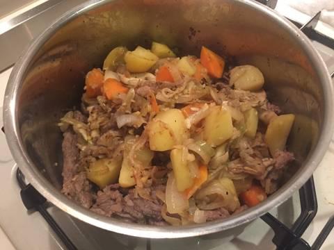 Cơm cà ri thịt bò Nhật Bản recipe step 7 photo
