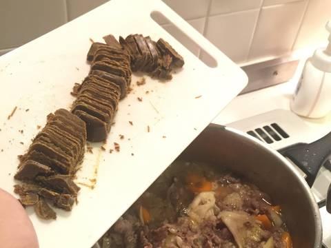 Cơm cà ri thịt bò Nhật Bản recipe step 12 photo