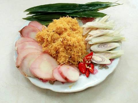 Cá trắm kho tương bần recipe step 2 photo