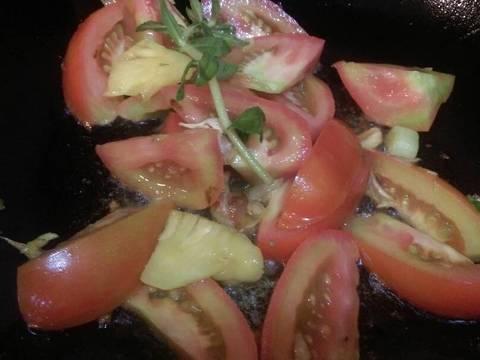 Canh chua cá ba sa recipe step 3 photo