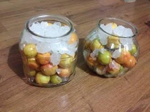 Chanh đào mật ong giàu vitamin và trị ho khi gió mùa về! recipe step 4 photo