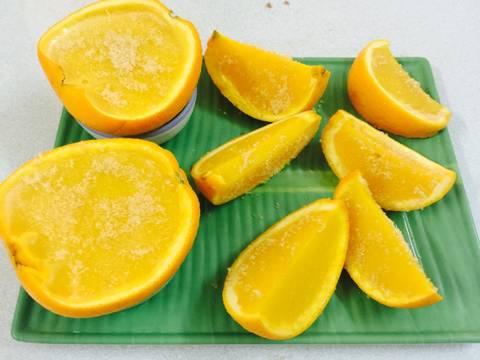 Cam thạch Jelly recipe step 7 photo
