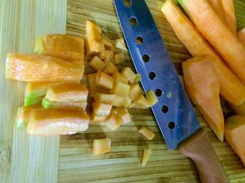 Canh súp gà cho bé và mẹ recipe step 3 photo
