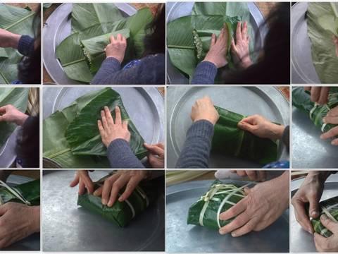 Bánh chưng Tết recipe step 9 photo