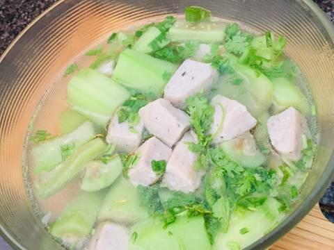 Đổi vị với canh mướp chả cá thu cực ngon Canh-m%C6%B0%E1%BB%9Bp-ch%E1%BA%A3-ca-thu-recipe-step-2-photo