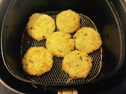 Chả cốm đậu hũ ngày đầu tháng recipe step 5 photo