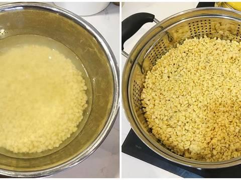 Chè bưởi thốt nốt siêu ngon dễ làm recipe step 7 photo