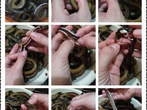 Miến Lươn (miến nước,miến trộn,cháo) recipe step 1 photo