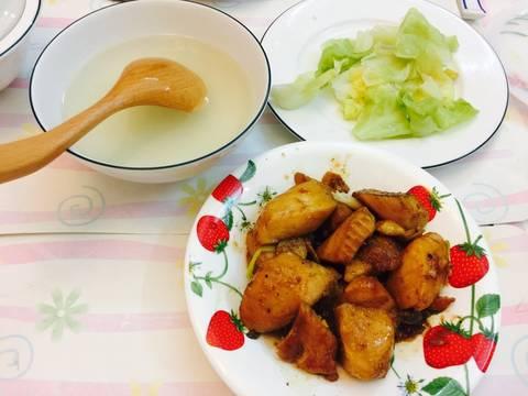 Cá lóc phi lê kho riềng recipe step 10 photo