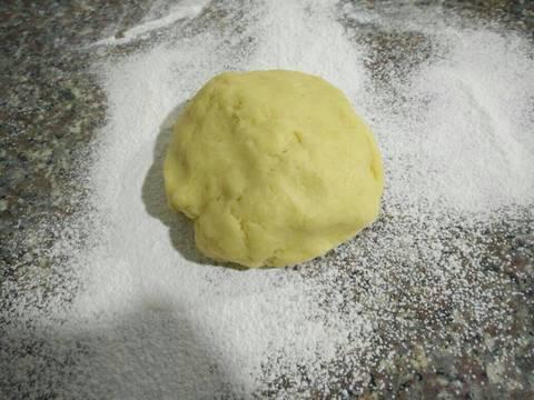 Bánh Tart Mặn Nhân Creamcheese Và Cà Chua recipe step 3 photo