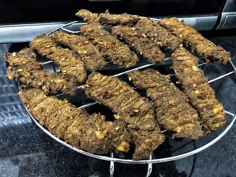 Khô bò lạt recipe step 5 photo