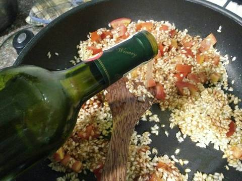 Risotto Hải Sản Ý recipe step 6 photo
