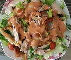 Hình ảnh bước 8 Salade Gà Quay