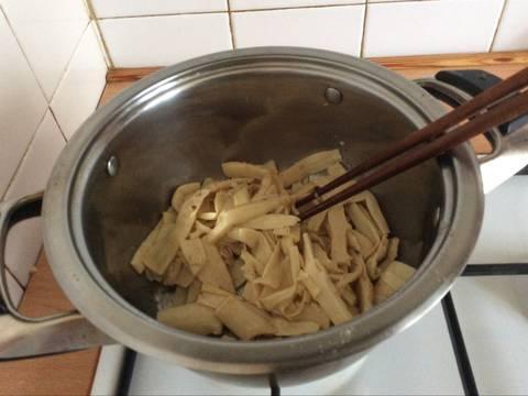 Gỏi vịt và bún măng vịt recipe step 3 photo