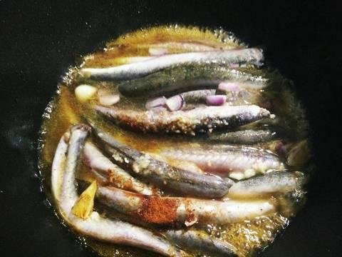Cá Kèo Kho Tiêu Xanh recipe step 3 photo