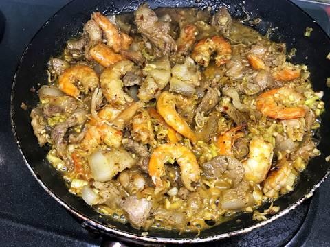 Tôm thịt rim ngẫu hứng recipe step 5 photo