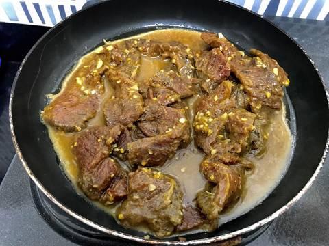 Khô bò lạt recipe step 1 photo