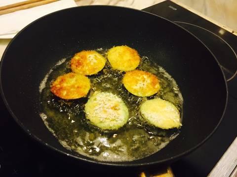 Cà tím chiên xù món chay không thể bỏ qua recipe step 4 photo