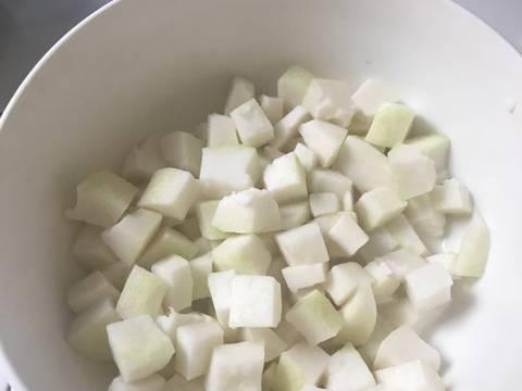 Chè bưởi truyền thống recipe step 3 photo