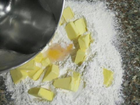 Bánh Tart Mặn Nhân Creamcheese Và Cà Chua recipe step 1 photo
