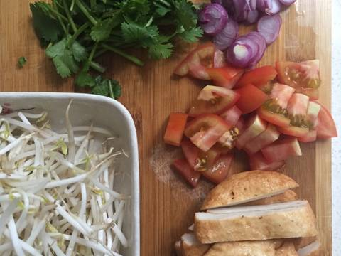 Bánh canh cua và cách làm sợi bánh canh từ bột lọc recipe step 19 photo