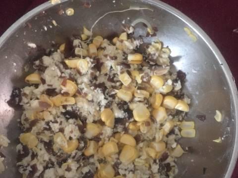 Đậu hũ bao bố (chay) recipe step 2 photo