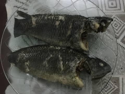 Canh cá rô đồng nấu cải xanh recipe step 1 photo