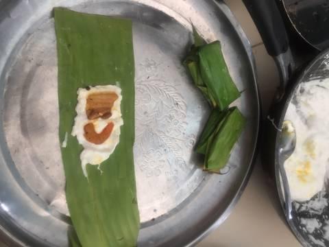 Bánh bột lọc lá chuối recipe step 4 photo