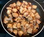 Hình ảnh bước 1 Thịt Ba Chỉ Rang Chua Ngọt