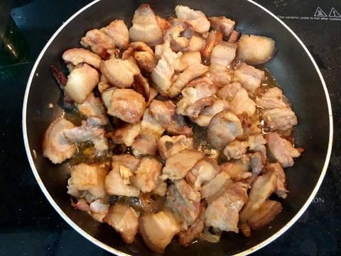 Thịt ba chỉ rang chua ngọt recipe step 1 photo