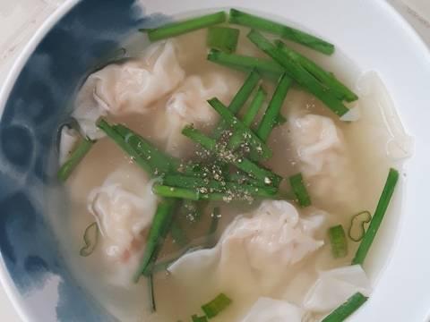 Hoành thánh tôm thịt recipe step 6 photo