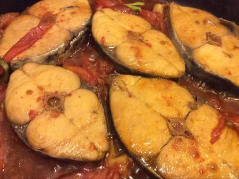 Cá thu kho riềng recipe step 7 photo