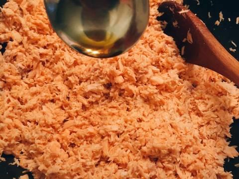 Chà Bông Cá Hồi recipe step 4 photo