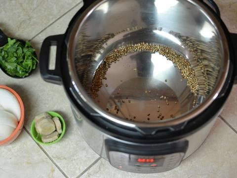 Nấu phở bằng nồi áp suất recipe step 2 photo