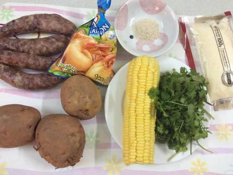 Bánh khoai tây recipe step 1 photo