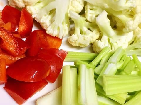 Gân Bò Xào Ớt Sả Tế recipe step 2 photo