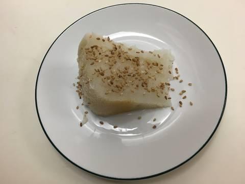 Bánh bò hấp nồi cơm điện recipe step 2 photo