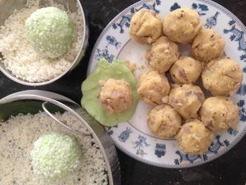 Bánh khúc (Xôi khúc) recipe step 7 photo