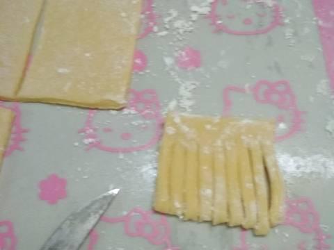 Bánh bột chiên Ả rập recipe step 2 photo