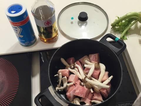 Nimono Món Hầm kiểu Nhật theo order của cô Bò recipe step 1 photo
