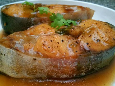 Cá Basa Kho recipe step 7 photo