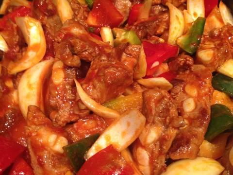 Sườn non xào chua ngọt recipe step 4 photo