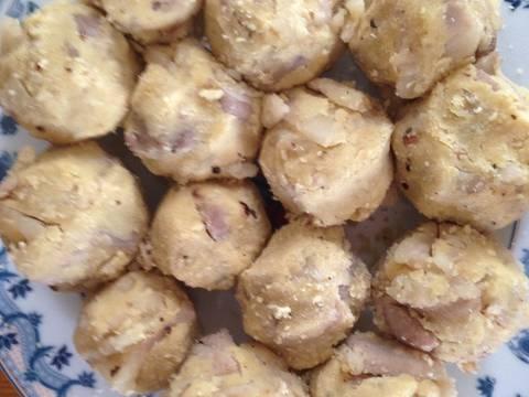 Bánh khúc (Xôi khúc) recipe step 5 photo