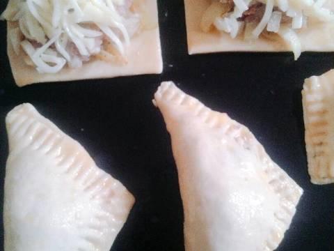 Pizza ngàn lớp ❤ recipe step 3 photo