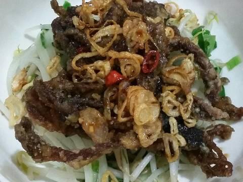 Miến Lươn (miến nước,miến trộn,cháo) recipe step 8 photo